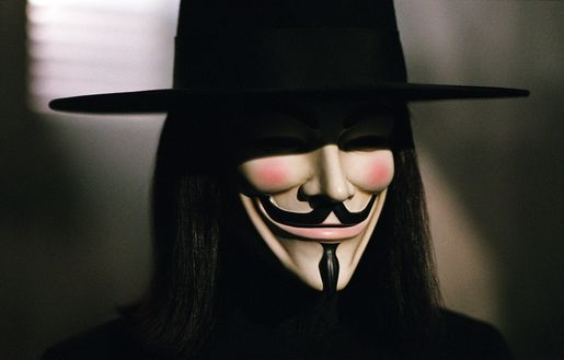 V FOR VENDETTA - MADA